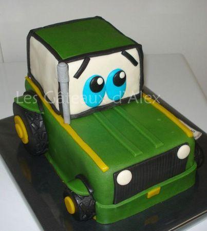 Les 25 meilleures id es de la cat gorie gateau tracteur - Tracteur rigolo ...