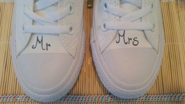 Mr & Mrs... ❤