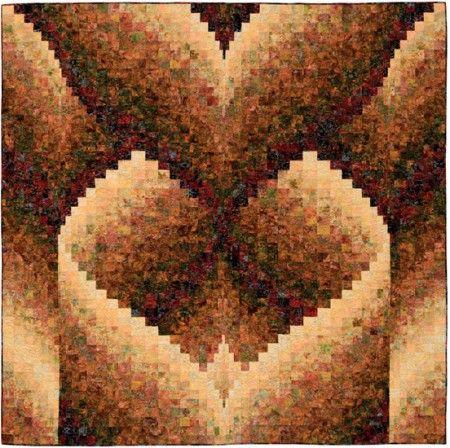 Free Spiral Bargello Quilt Patterns