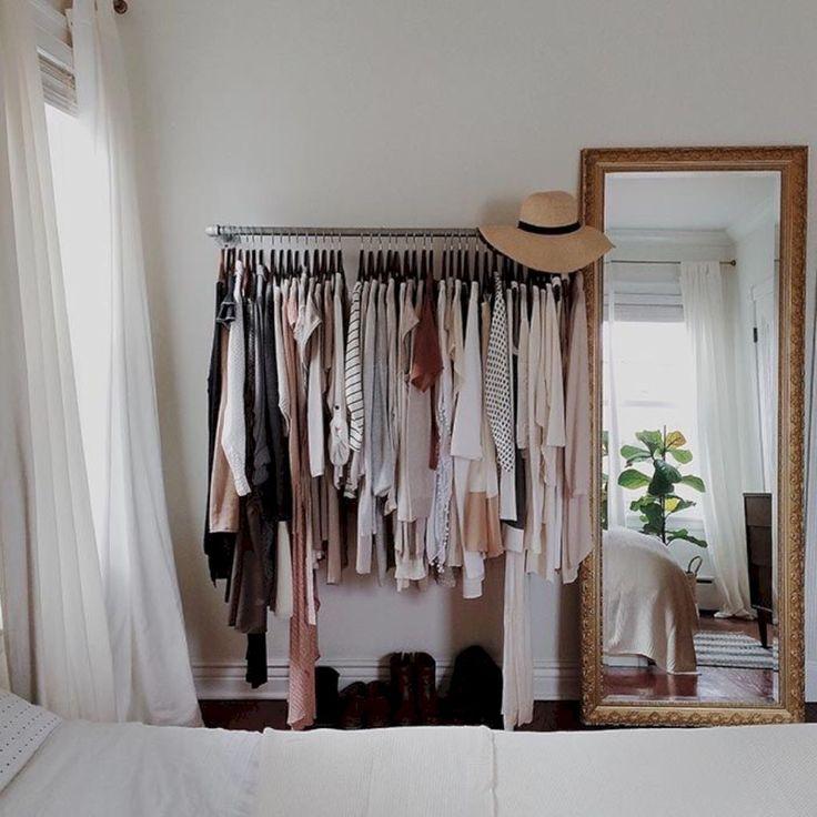 62 Creative Storage Ideas For Minimalist Bedroom