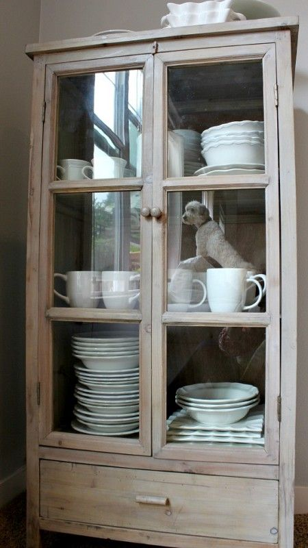 homegoods cabinet for dishes