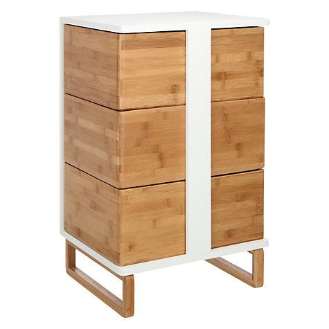 Buy John Lewis Malmo Bathroom Swivel Cabinet Online At Johnlewis.com