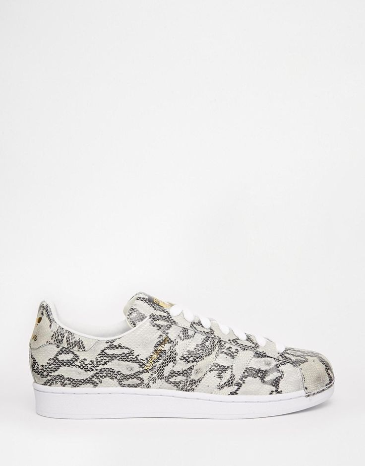 Image 1 of Adidas Originals Superstar Easy River Rivalry Trainers