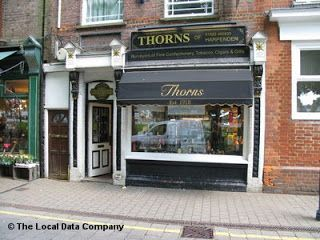 Thorns The Tobacconist & Confectionary in Town Centre, Harpenden, High Street