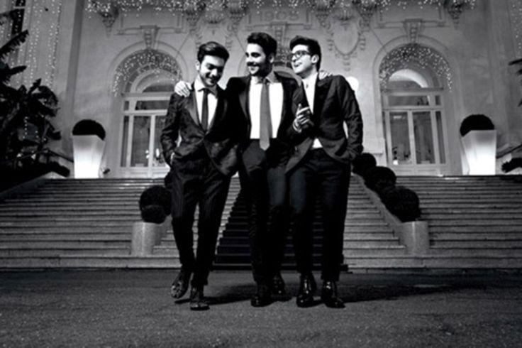 Sanremo, Italien – Die Gewinner des Sanremo-Festivals 2015, Il Volo werden Italien beim nächsten Eurovision Song Contest in Wien vertreten. ---------------------------------- Mehr Eurovision-News auf: http://www.eurovision-austria.com/