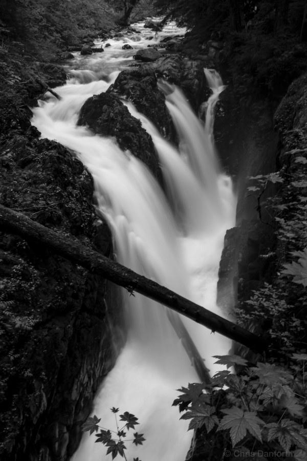 Sol Duc Falls - Olympic National Park, Washington