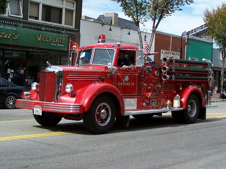 Pin by aaron forestier on mack fire trucks mack mack