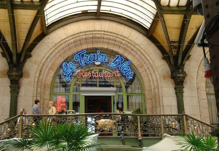 gare de Lyon PARIS.