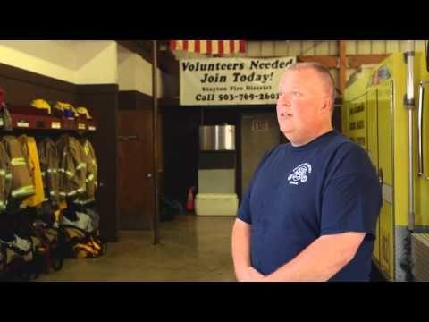 Stayton Fire District Volunteer Firefighter Recruitment Video FULL - YouTube