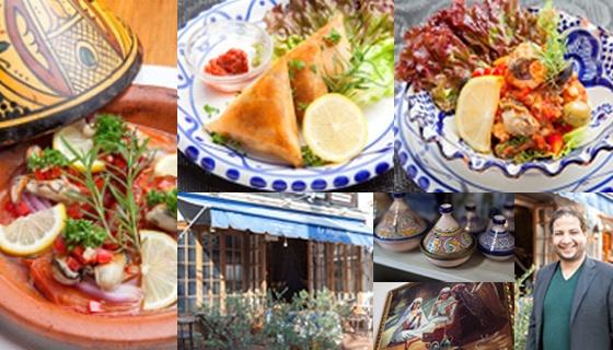 老舗モロッコ料理店のマグレブ。ここに、牡蠣をつかったタジンのレシピが・・。牡蠣〜!まだ今年食べてない!息子対策に他の魚介を入れて楽しみたい!