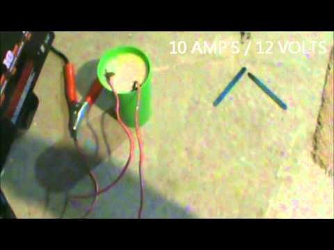 HHO SPIRAL CELL (HIGH OUTPUT) - YouTube
