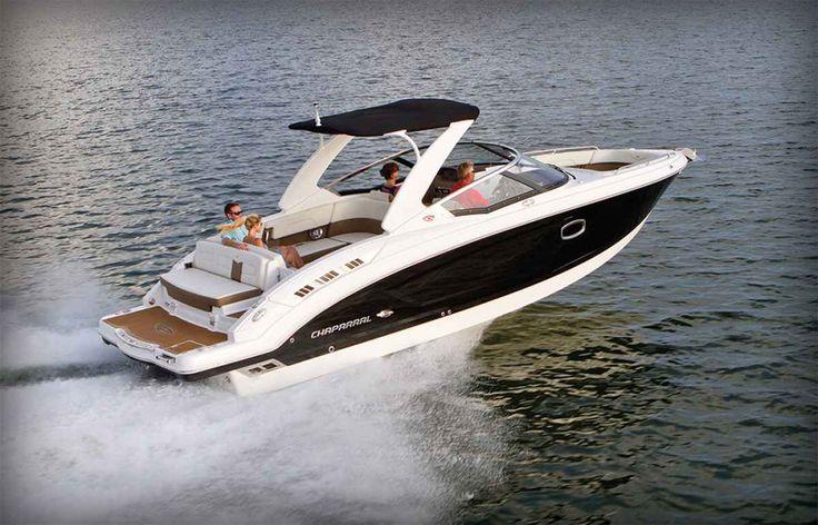 Bowrider Boat