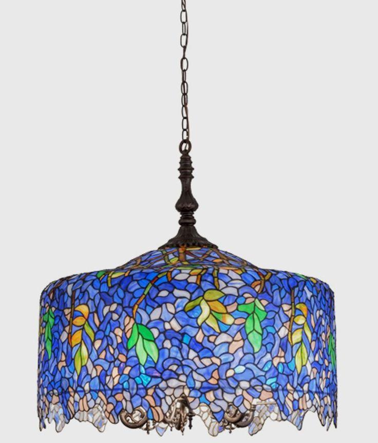 Re Creating Tiffany Studios Iconic Lighting Design That