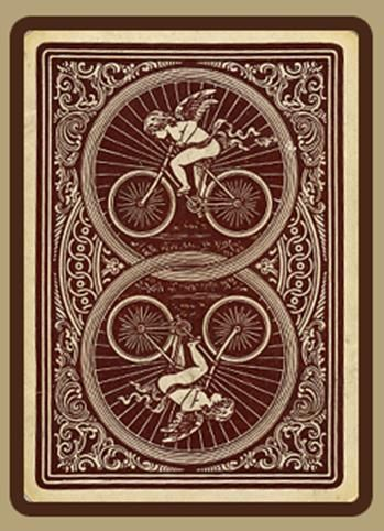 Bicycle Playing Cards - Vintage Back Designs