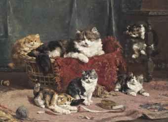 Charles Van Den Eycken (Bélgica,1859-1923).