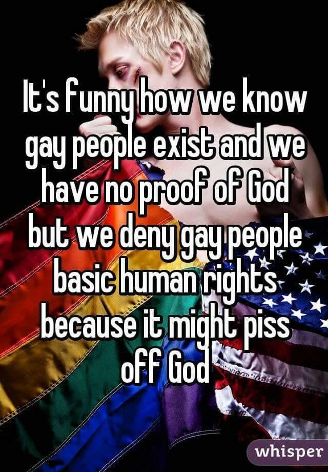 I am gay and i hate gay people