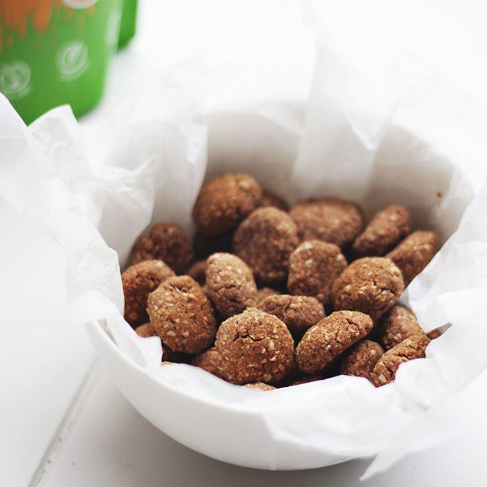 Heerlijke plant-based Orangefit kruidnoten!