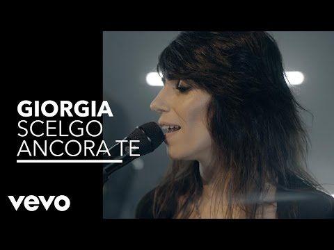 Giorgia Scelgo ancora te - Il nuovo singolo di Giorgia [Testo e Video]