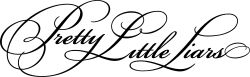 Pretty Little Liars (TV series) logo.svg