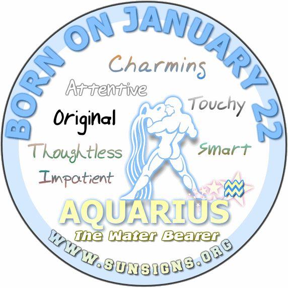 January 22 - Capricorn Birthday Horoscope Meanings & Personality Traits » Sun Signs