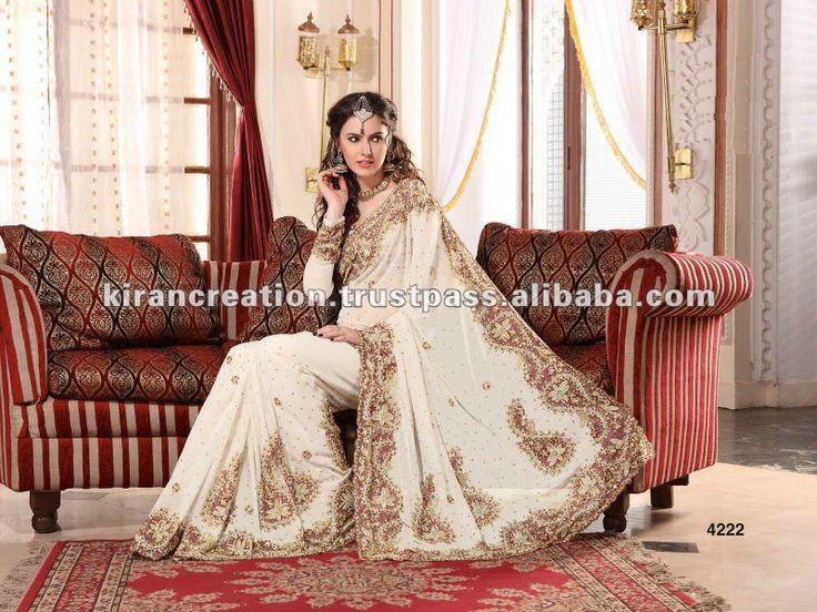 44 Best Wedding Sarees Images On Pinterest Wedding