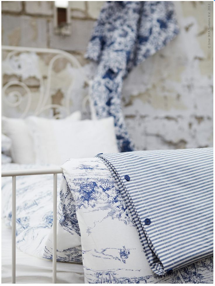 best 25 blue and white bedding ideas on pinterest bohemian bedding sets blue white bedrooms. Black Bedroom Furniture Sets. Home Design Ideas