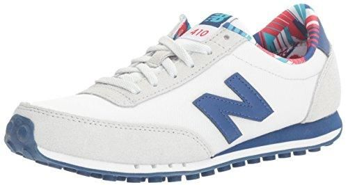 Oferta: 80€ Dto: -11%. Comprar Ofertas de New Balance 410, Zapatillas para Mujer, Blanco (White), 40 EU barato. ¡Mira las ofertas!