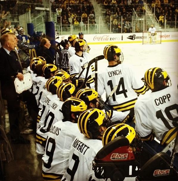 #Michigan Hockey
