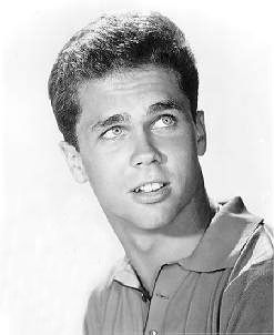 "Wallace ""Wally"" Cleaver (Played by Tony Dow) in Leave it to Beaver."