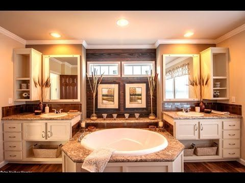 La Belle Porch Triple Wide Modular Homes For Sale in La Vernia Texas - YouTube