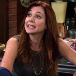 I got: Lily Aldrin Which is funny cause my name is Lily