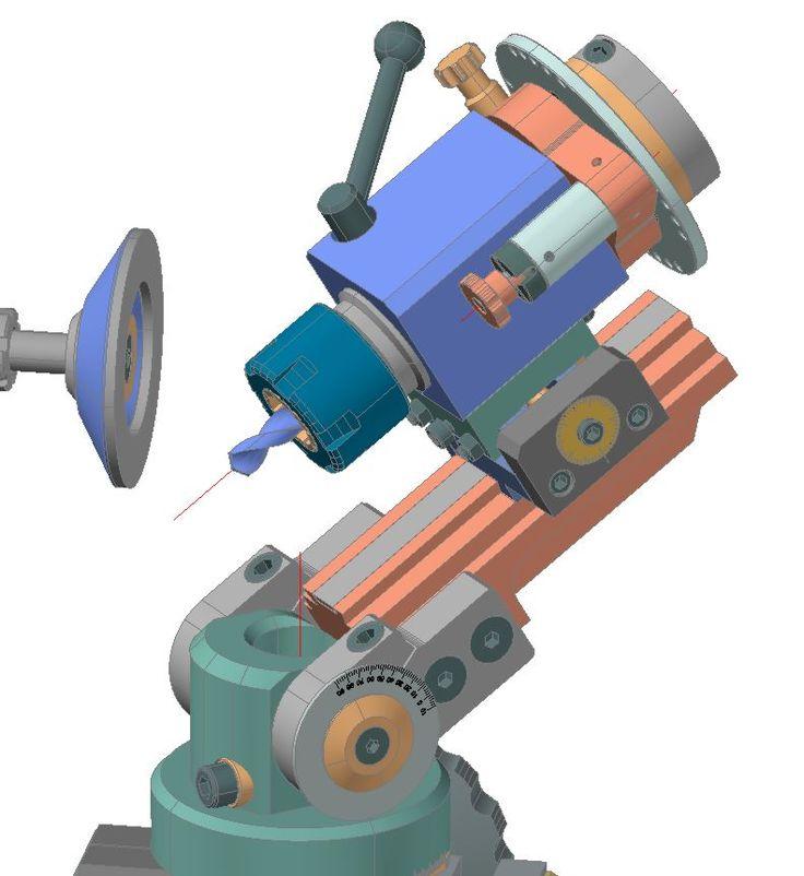 Cnc Drilling Fixture : Best images about cnc on pinterest stirling milling