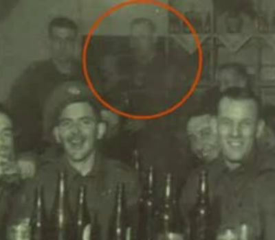 True Hauntings of America: Ghost Pictures