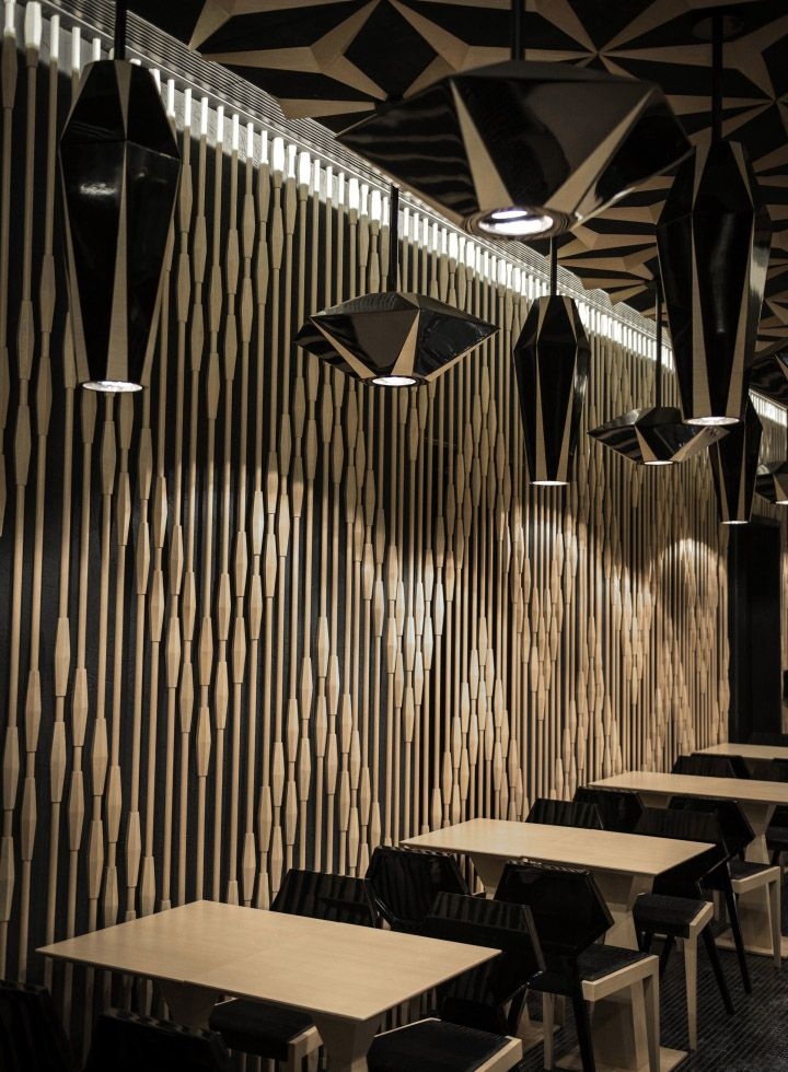 Ore No Kappou Designed By Hiroshi Kanazawa New California Tower In Lan Kwai FongCentralHongkong Japanese Restaurant