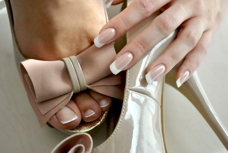 Nail Art Pedicure