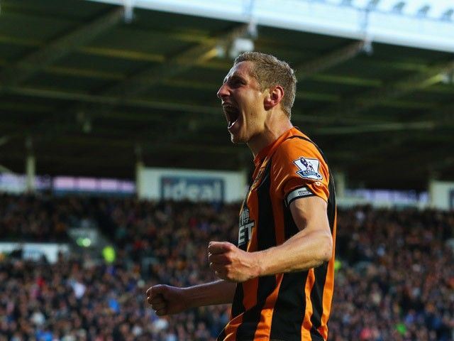 """Hull City captain Michael Dawson """"relieved"""" to make playoff final"""
