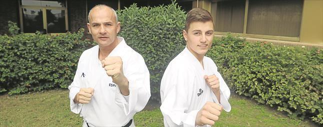 El deportista palmeño competirá en el peso de -76 kilos con la ilusión de luchar por las medallas      El entrenador palmeño César Martínez...