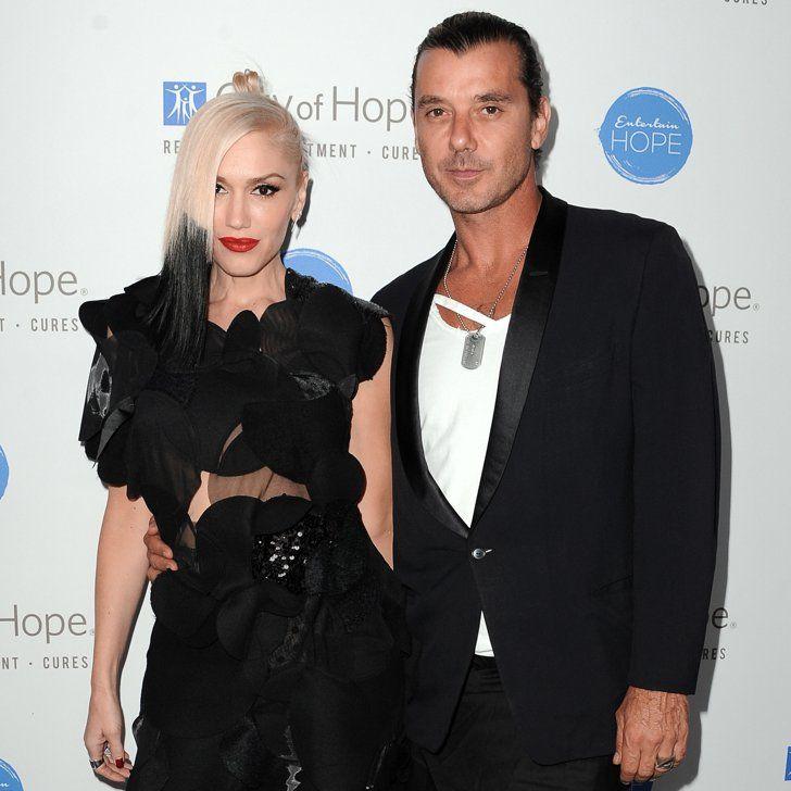 Pin for Later: Retour Sur les 31 Couples Qu'on a Perdu en 2015 Gwen Stefani et Gavin Rossdale