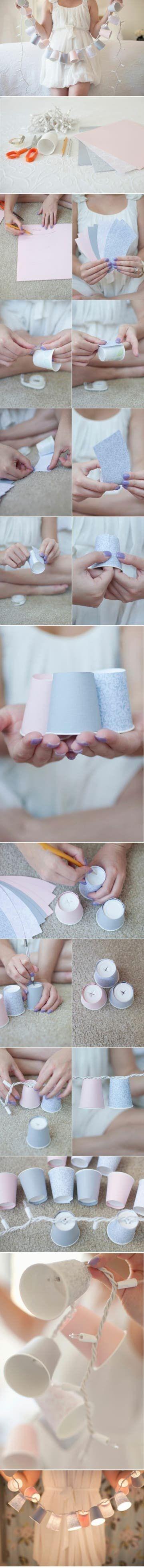 7 best ♡ Lichterketten & Leuchten images on Pinterest   String ...