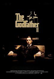 The Godfather: Part II (1974)  (6/10)    I was disappointed in this after watching the first. It was still enjoyable and the cast was once again brilliant, and i loved seeing Michael and how he was now handling being the Don.    However it was just not as interesting as the first and seemed to drag, was kind of boring unfortunately.