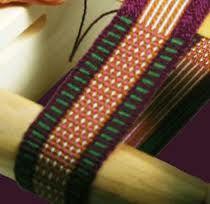 Interesting pattern - Billings East Stake Relief Society: Inkle Weaving