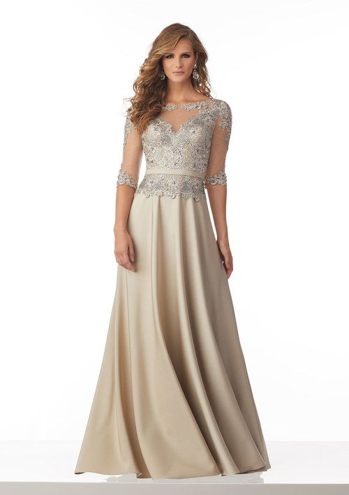 d9a20ac1f49 Mori Lee MGNY Collection 71826 in 2019