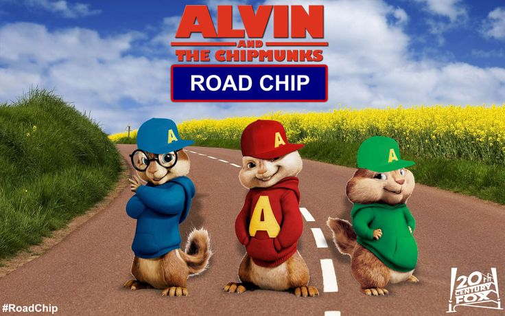 Alvin and the Chipmunks The Road Chip Running time: 1 hour 26 minutes Opens: 26 December With school holidays...