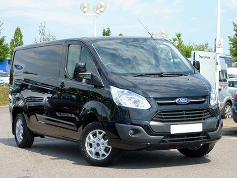 2015 FORD TRANSIT CUSTOM 270 L1 (SWB) 2.2 TDCI 125PS LIMITED £185 + VAT Per Month