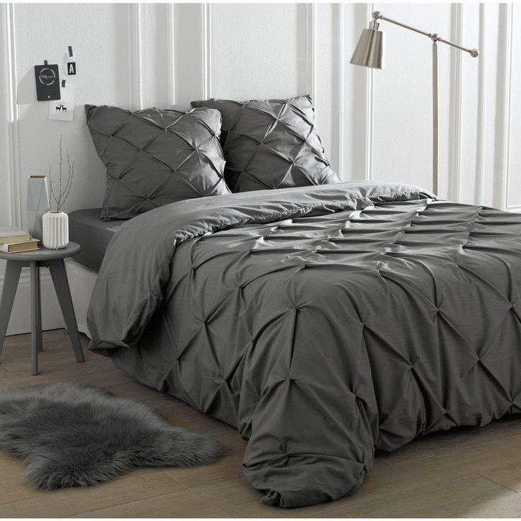 BLANCHE Duvet Cover with Origami Stitching La Redoute Interieurs : price, reviews and rating, delivery.  A simple, classic bedding set. Duvet cover: origami stitching on the front, plain on the reverse.Duvet cover:- Quality & Value for the quality of its densely woven fabric (57 threads/cm²).- Straight hem with button fastening.- Duvet cover is washable at 60°.Size to order:140 x 200 cm (Single)200 x 200 cm (Double)240 x 220 cm (King)260 x 240 cm (Super King)Take a look at the full b...