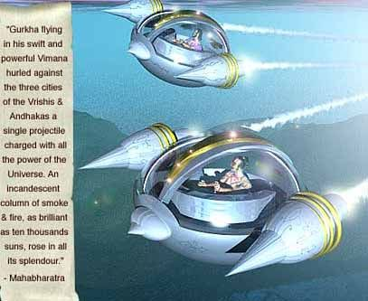 Vimanas, Ancient Aircraft -2012 ... Evidence of unexplained ancient aircraft can be found across the planet especially in areas where major civilizations once thrived. Physical evidence of alien intervention in human history is undeniable.