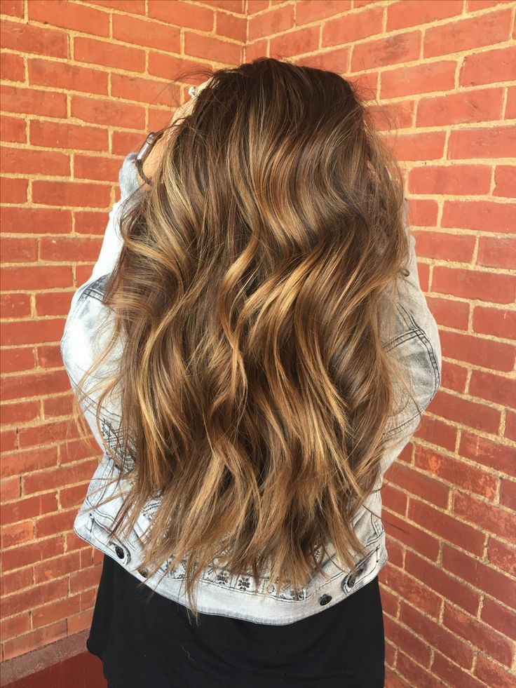 balayage dimensional Balayage dimensional hair color
