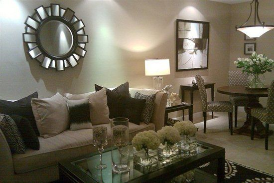Thrifted chic miami townhome makeover project featured for Creative interior designs by lynda