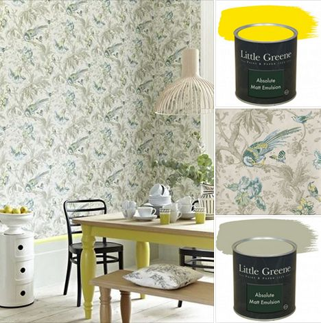 22 best assortiment du jour images on pinterest wallpaper lounges and paint. Black Bedroom Furniture Sets. Home Design Ideas