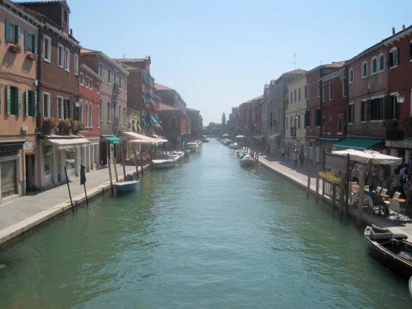 Island of Murano Escaping the Crowd in Venice